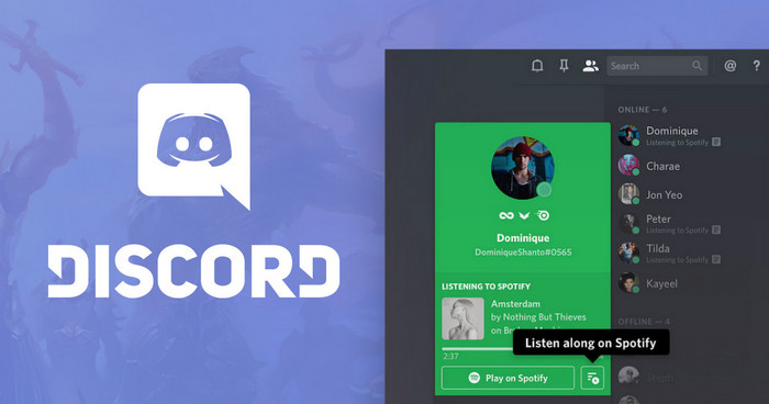 connect- spotify-to-discord-easy-steps